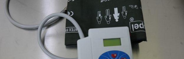 Rejestrator ciśnieniowy HOLCARD CR 07